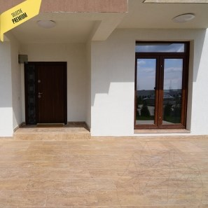 Travertin Noce Brushed Pavaj Exterior 61x30.5x3cm