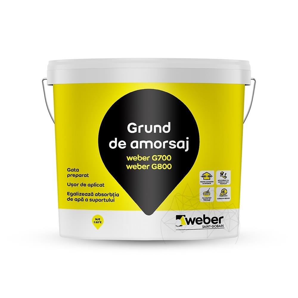 Grund Tencuiala Decorativa Pret.Amorsa Piatra Naturala Grund De Amorsaj Weber G700 20 Kg