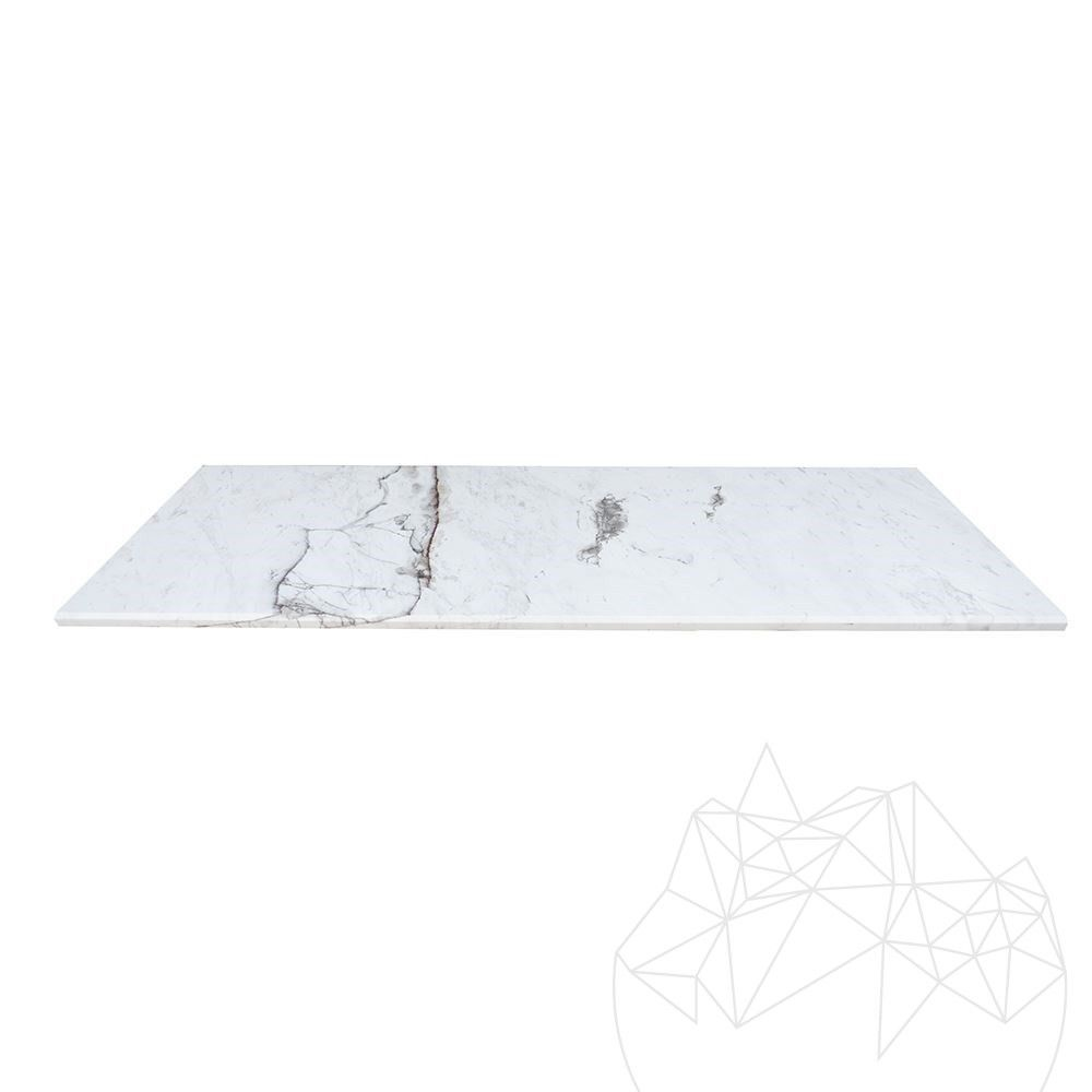 Blaturi Bucatarie Dimensiuni.Blat Marmura Volakas Polisata 250 X 65 X 3 Cm