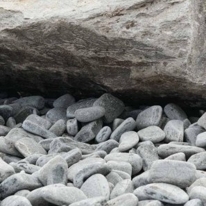 Pebble Granit Rock Star Grey 2 - 4 cm KG