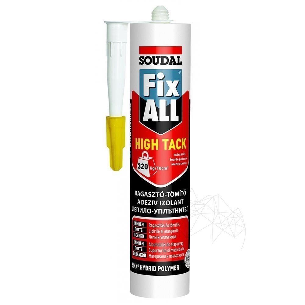 Adeziv ardezie flexibila - Soudal FIX ALL 290 ml