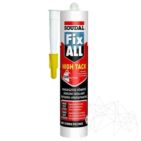 Adeziv ardezie flexibila - Soudal FIX ALL