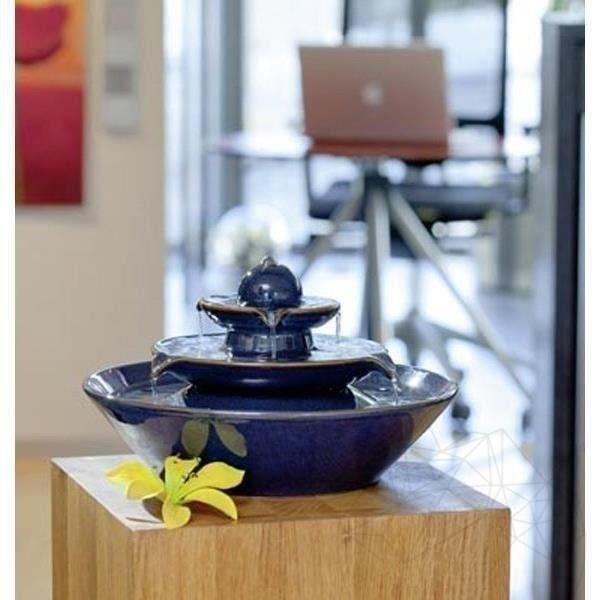 Fantana Zen De Interior Pisa - Blue