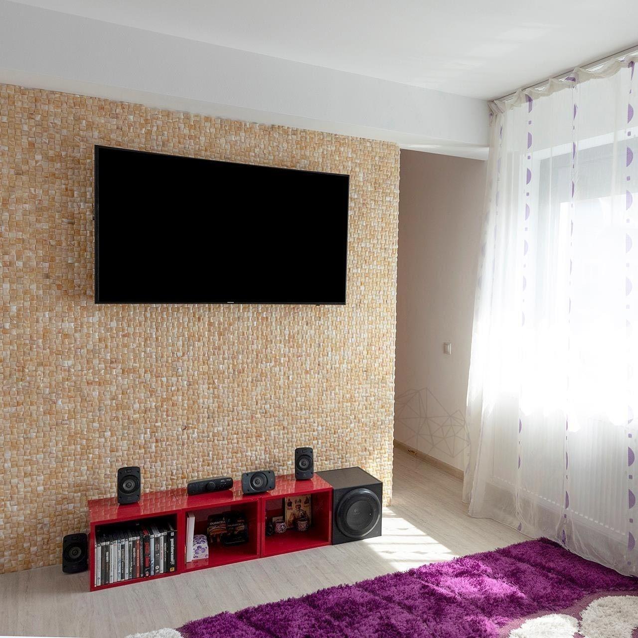 Mozaic Onix Honey Herringbone Polisat