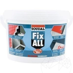 Adeziv ardezie flexibila - Soudal FIX ALL - 4 kg