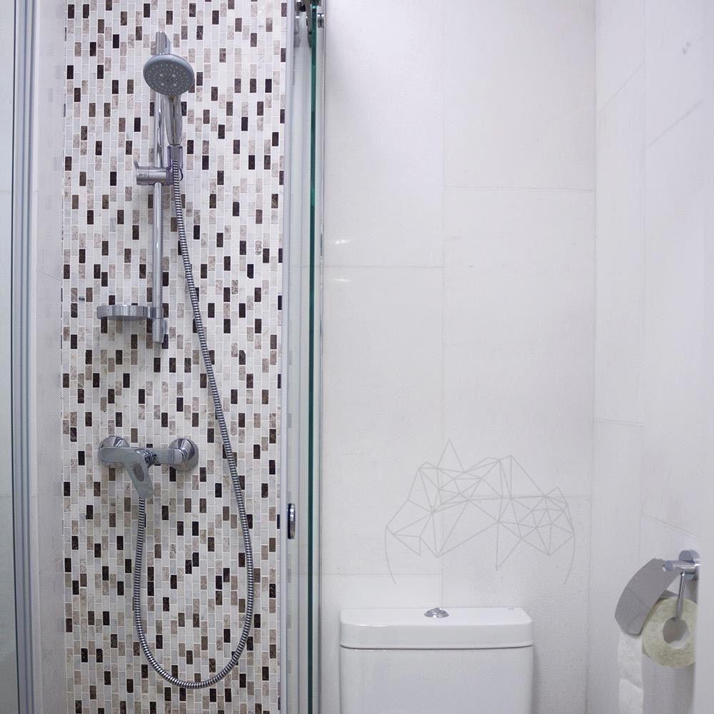 Mozaic Marmura Mix Polisata 3.2 X 1.5 Cm (emperador/tundra/mugla)