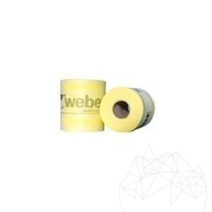 Benzi de etansare folosite in sistemele de hidroizolatii - Weber Tec 828 DB 75 - 10 M
