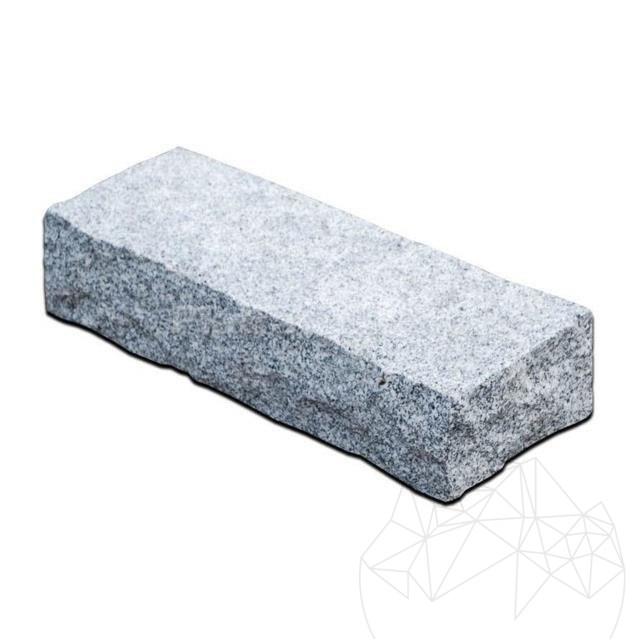 Bordura Granit Sare Si Piper Natur 20 X 10 X Ll (min. 40-60cm)