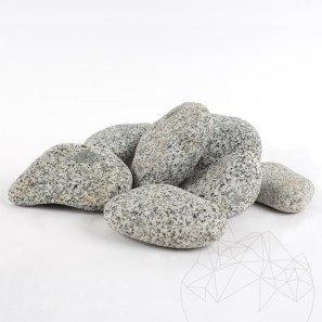 Pebble Granit Rock Star Grey 6 - 10 cm KG