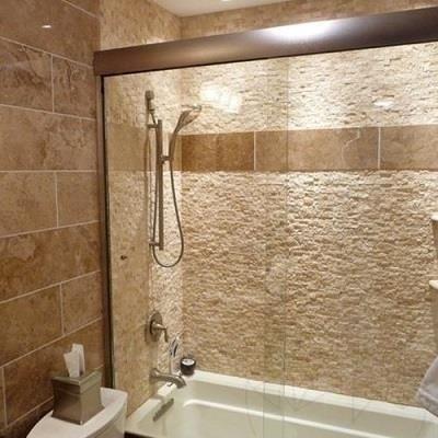 Mozaic Travertin Classic Scapitat 2.3 X 4.8 Cm - Lichidare Stoc