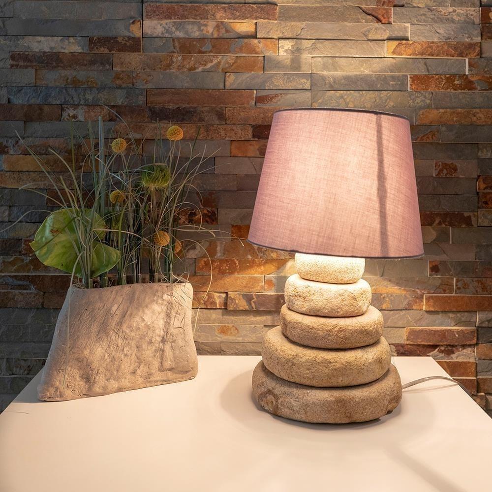 Veioza Sandstone Mandras 50cm (Corpuri de iluminat)
