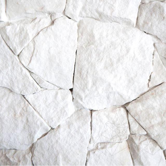 Marmura Poligonala Rock Face Thassos